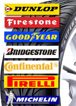 mitchelin pirelli continental bridgestone dunlop hankook goodyear tyres in stock for same day fitting